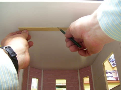 lay out the wiring with standard measurements so you can find the wire under paint or wallpaper